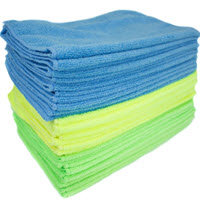 Microfiber Cleaning Process